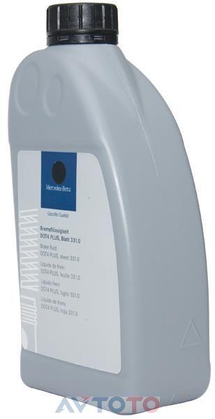 Тормозная жидкость Mercedes Benz A000989080713