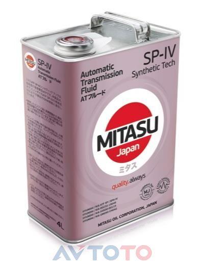Трансмиссионное масло Mitasu MJ3324