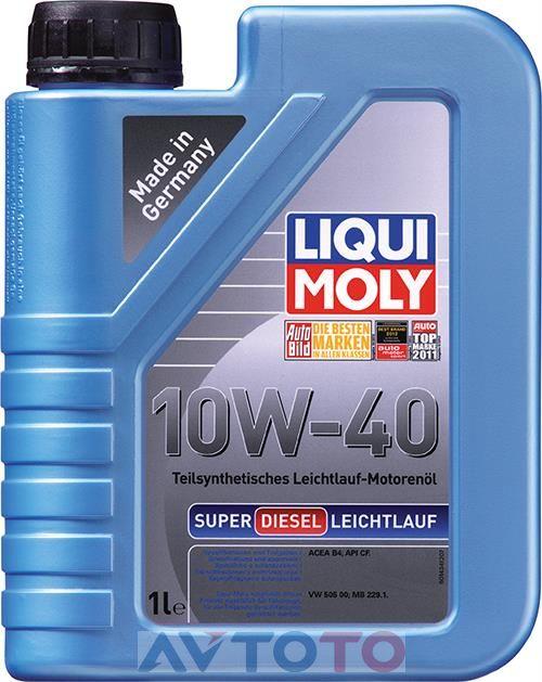 Моторное масло Liqui Moly 7565