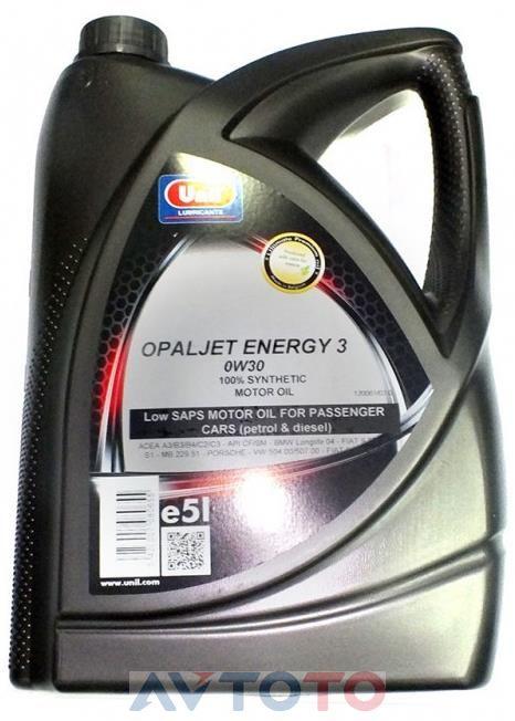 Моторное масло Unil 5420007080655