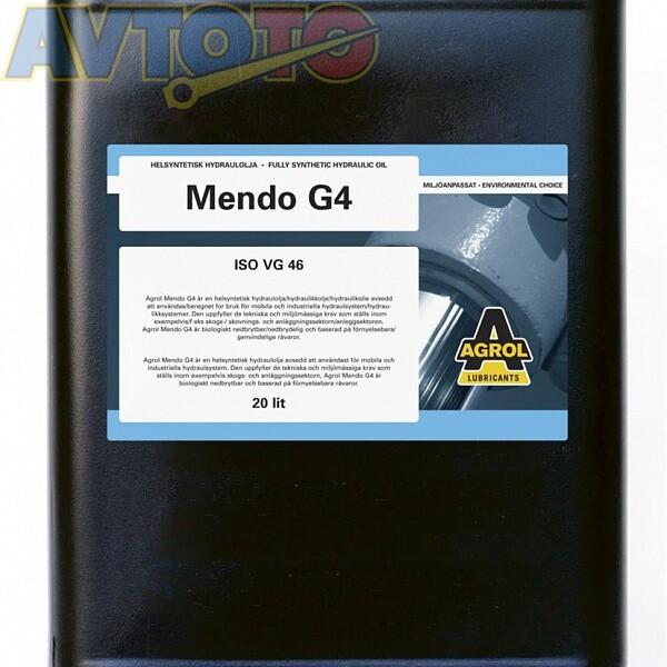 Гидравлическое масло AGROL 781020