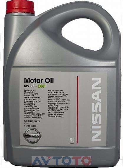 Моторное масло Nissan KE90090043