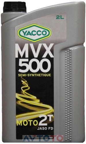 Моторное масло Yacco 333424