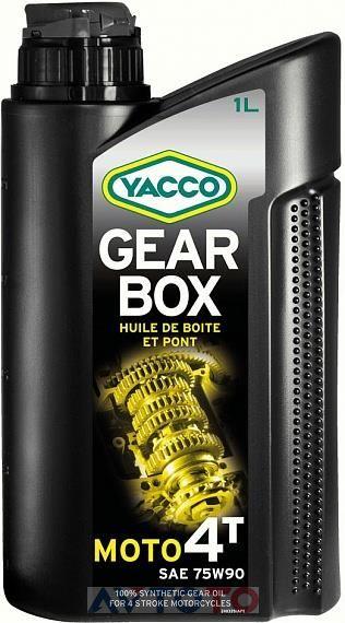 Трансмиссионное масло Yacco 345125