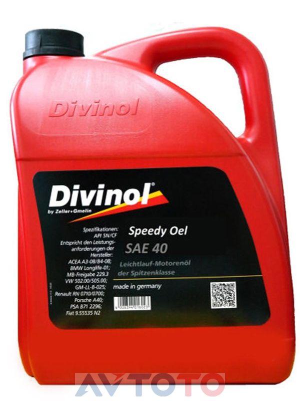 Моторное масло Divinol 4814SPK007