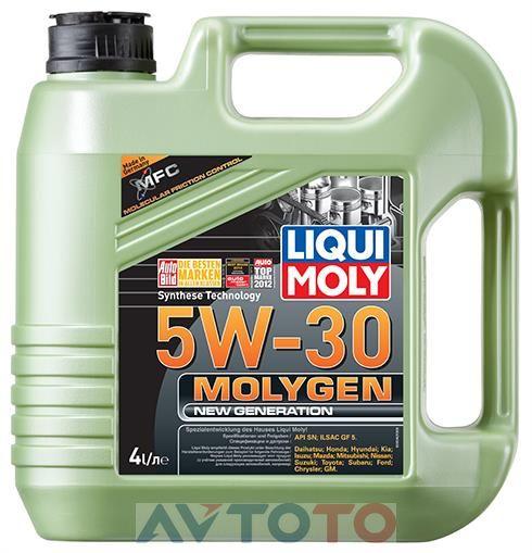 Моторное масло Liqui Moly 9042