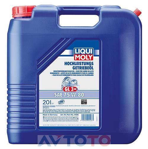Трансмиссионное масло Liqui Moly 4428