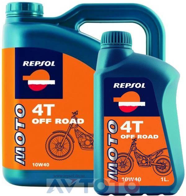 Моторное масло Repsol 6017R