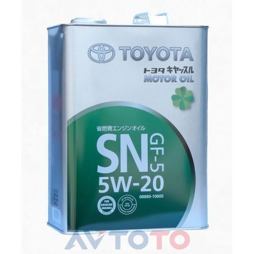 Моторное масло Toyota 0888010605