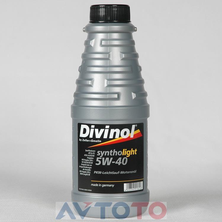 Моторное масло Divinol 49520C069