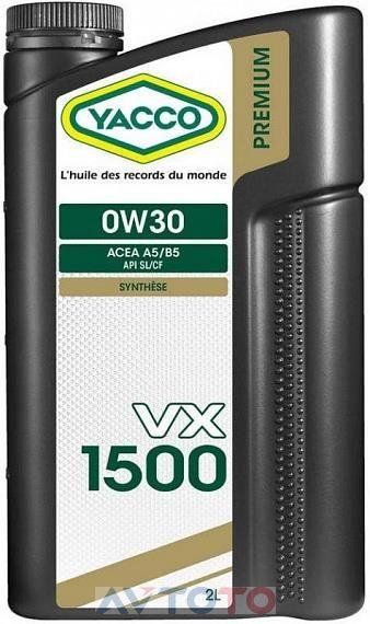 Моторное масло Yacco 302024