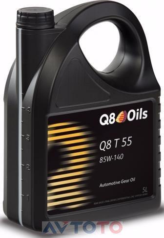 Трансмиссионное масло Q8 101220401616