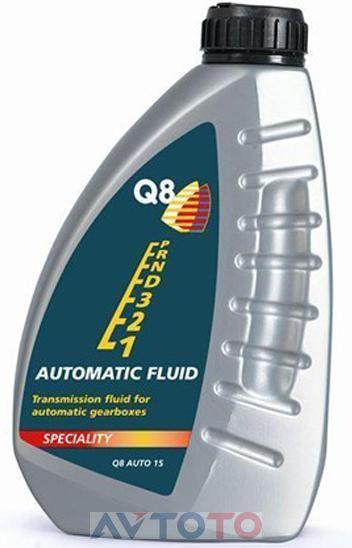 Трансмиссионное масло Q8 101212501760
