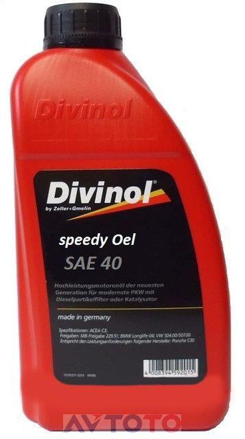 Моторное масло Divinol 4814SPC069
