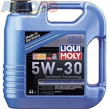 Моторное масло Liqui Moly 7537