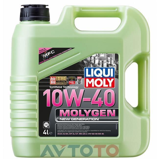 Моторное масло Liqui Moly 9060