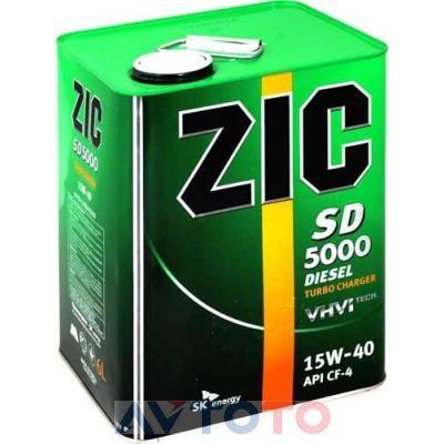 Моторное масло ZIC 163126