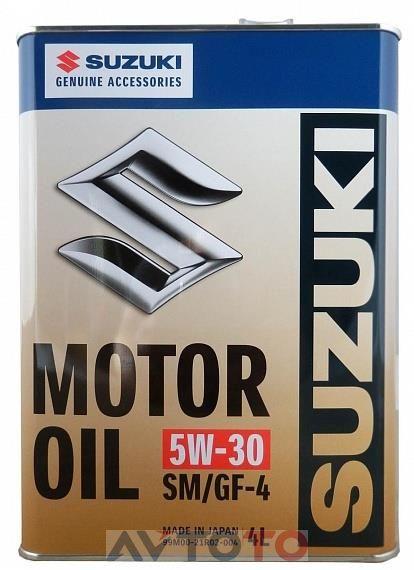 Моторное масло Suzuki 99M0021R02004