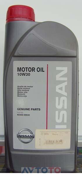 Моторное масло Nissan KE90099930