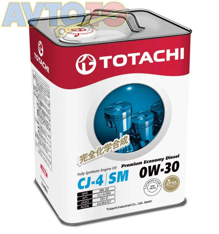 Моторное масло Totachi 4562374690806