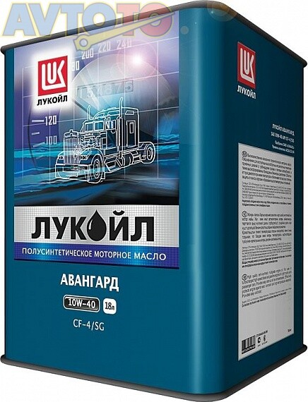 Моторное масло Lukoil 188221