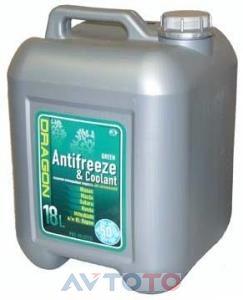 Охлаждающая жидкость S-Oil DAFGREEN18