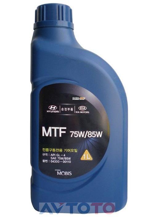 Трансмиссионное масло Hyundai/Kia 0430000110