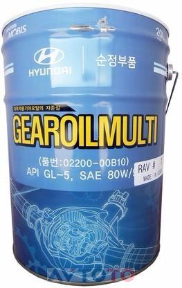 Трансмиссионное масло Hyundai/Kia 0220000B10