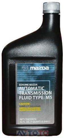 Трансмиссионное масло Mazda 000077112E01