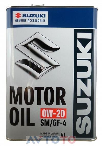 Моторное масло Suzuki 99M0021R01004