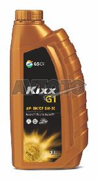Моторное масло KIXX L5312AL1E1