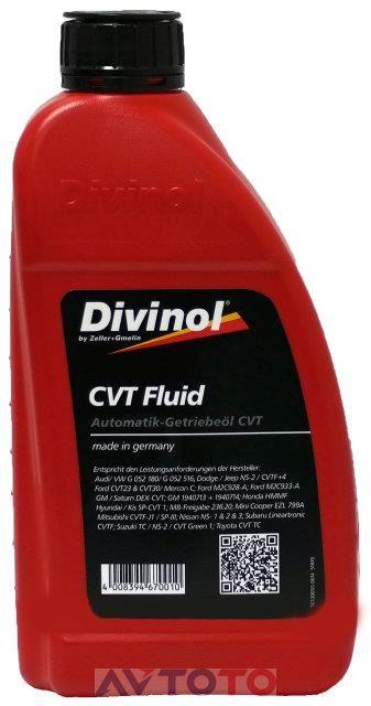 Трансмиссионное масло Divinol 51870C069
