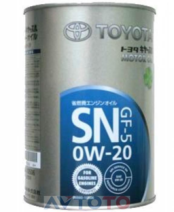 Моторное масло Toyota 0888010506