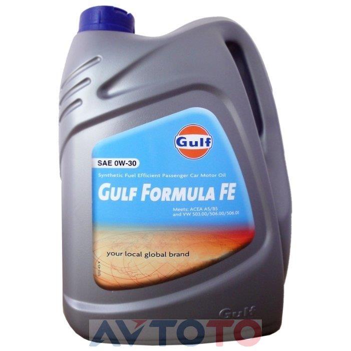 Моторное масло Gulf 8718279028657