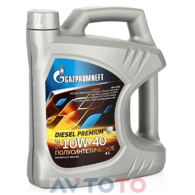 Моторное масло Gazpromneft 4650063110084