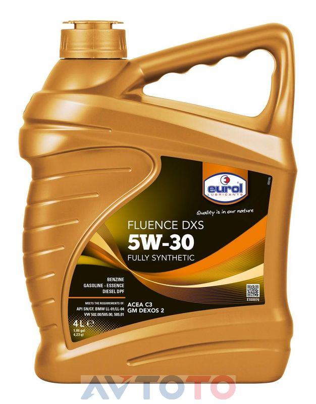 Моторное масло Eurol E1000764L
