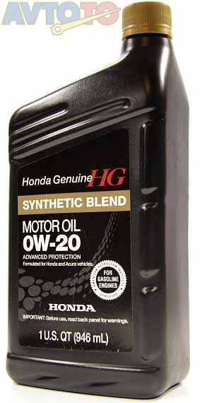 Моторное масло Honda 087989036