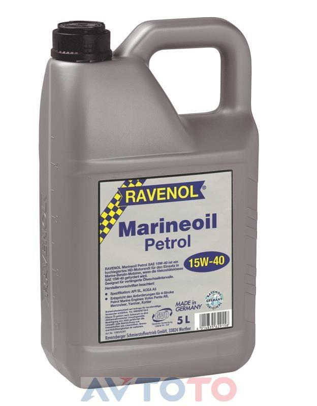 Моторное масло Ravenol 4014835629158