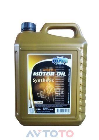 Моторное масло MPM Oil 05005BG