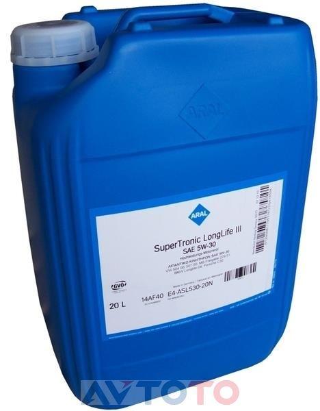 Моторное масло Aral 10472