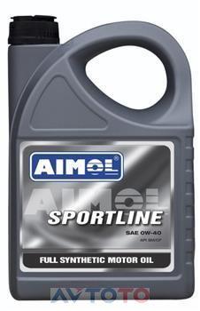 Моторное масло Aimol 8717662392450