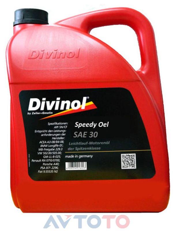 Моторное масло Divinol 4335SPK007