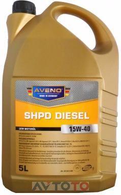 Моторное масло Aveno 3012012005