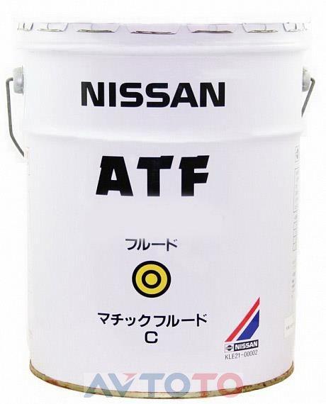 Трансмиссионное масло Nissan KLE2100002