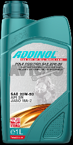 Моторное масло Addinol 4014766073495