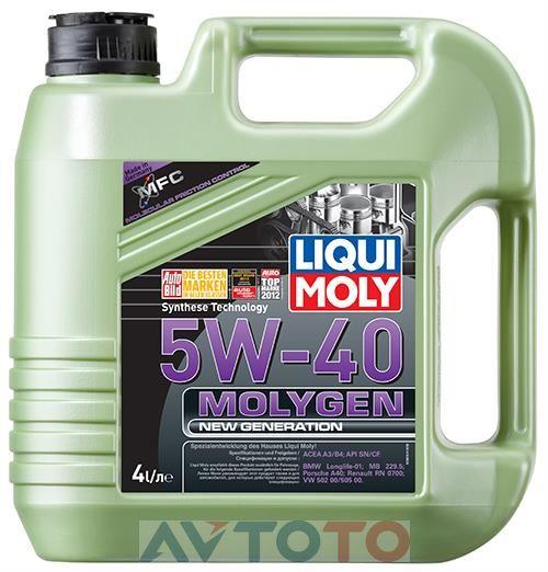 Моторное масло Liqui Moly 9054