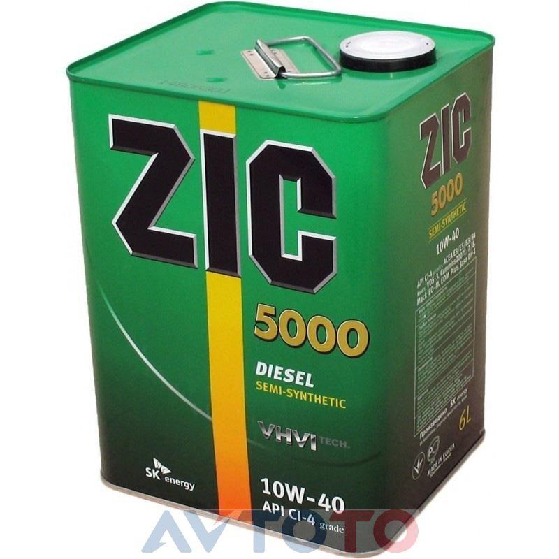 Моторное масло ZIC 8809036901065