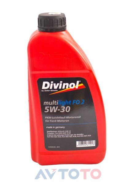 Моторное масло Divinol 49170C069