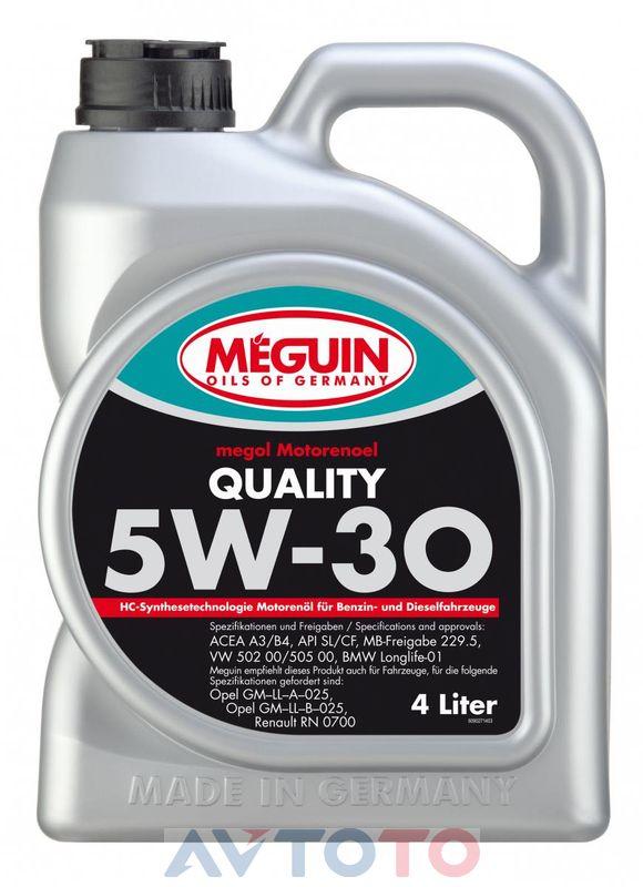 Моторное масло Meguin 9027