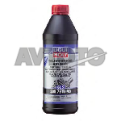 Трансмиссионное масло Liqui Moly 1413